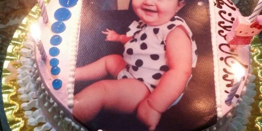 خدایا شکرت دخترم یکساله شد تولد یک سالگی خانم زهرا سلیمانپور