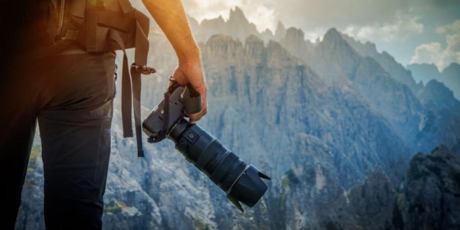 با یک لپ تاپ با یک دوربین عکاسی کسب وکار خودتان را داشته باشید
