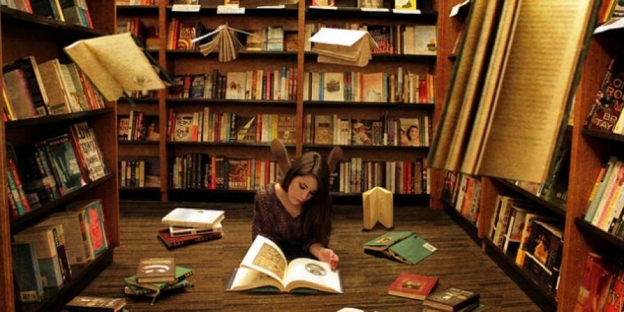 در هرحرفه ای که هستید حداقل 10 تا کتاب بیشتر از دیگران مطالعه کنید