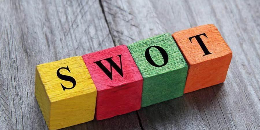 جویای حال کسب وکارتان ،با تحلیل سوات SWOT