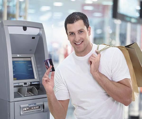 پول ،پول می آورد سرمایه گذاری تضمینی در روی خودپرداز بانکی