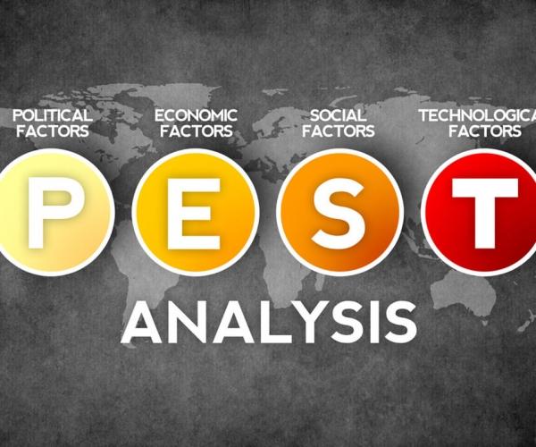 کمک بزرگ ازتحلیل PEST به برنامه ریزی استراتژیک کسب وکار شما