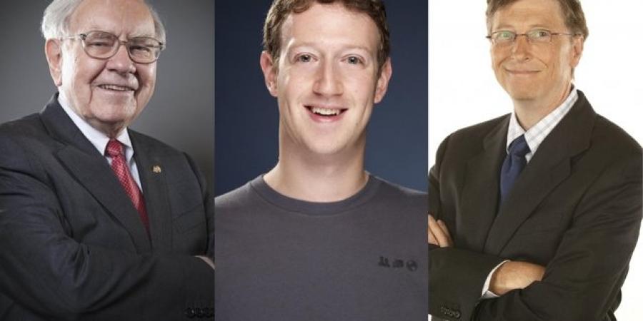 افرادی که با دست خالی میلیاردر شدند