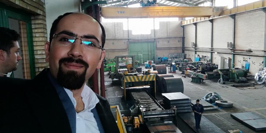 رزومه بهترین مشاور کسب وکار آذربایجان بازاریاب بین الملل وصادرکننده و نویسنده (تبریز-باکو)